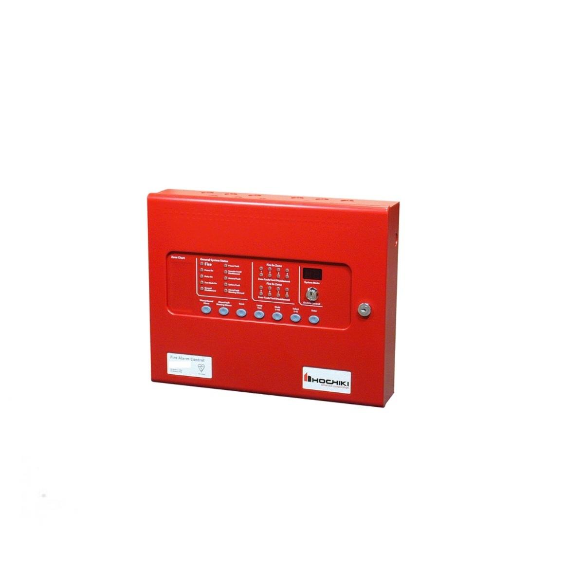 Tủ điều khiển báo cháy trung tâm HOCHIKI HCV-4