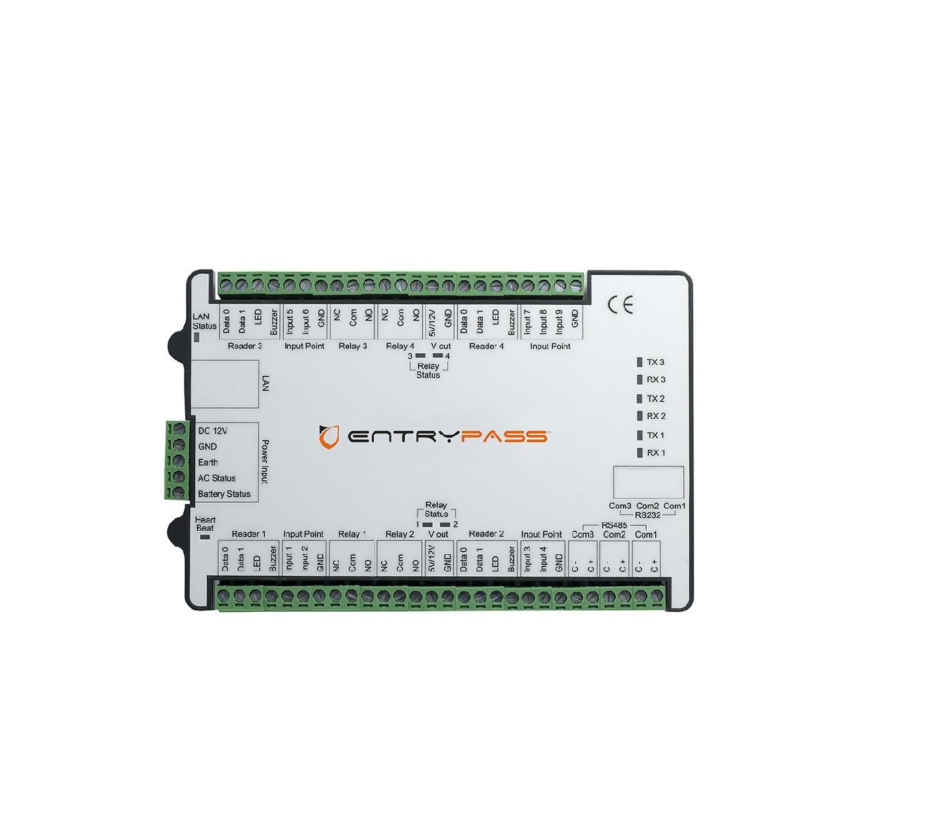 Bộ điều khiển kiểm soát cửa EP.S3200.PSU