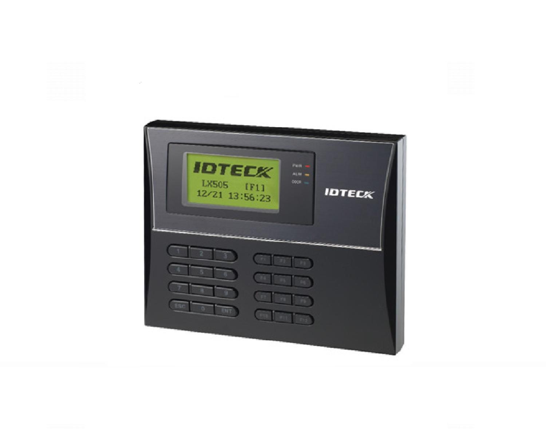Máy chấm công và Đầu đọc kiểm soát cửa IDTECK IP505R