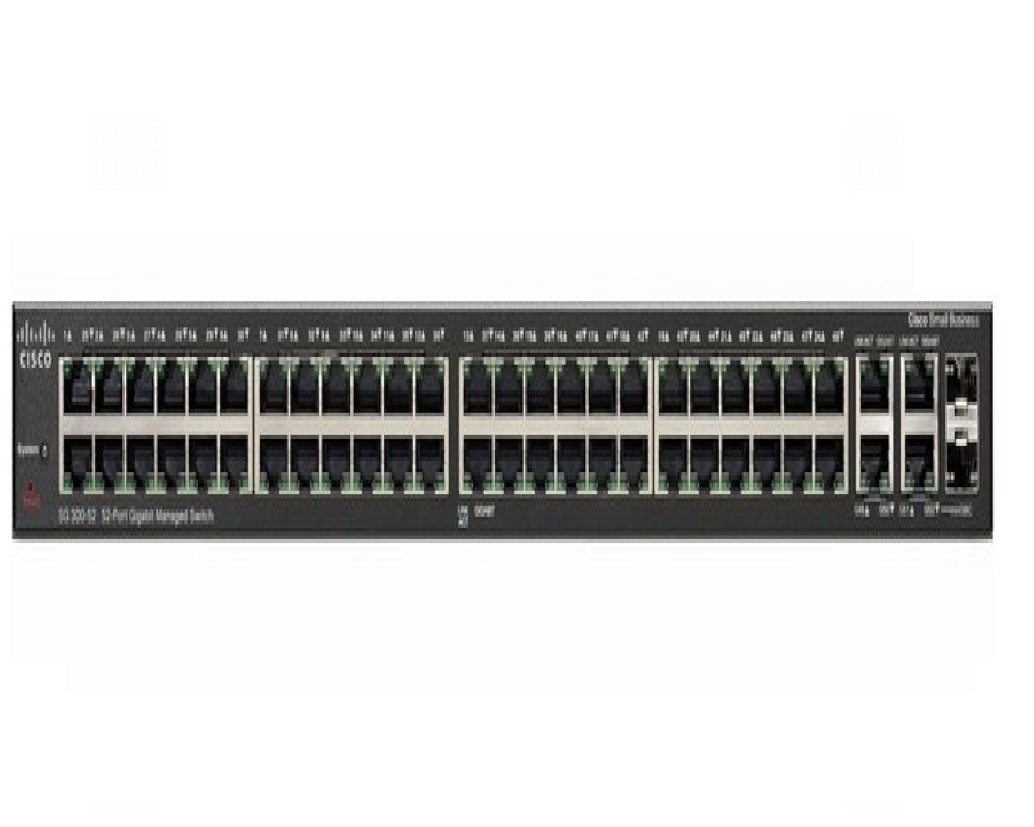 Switch CISCO SG300-52 (SRW2048-K9)-52-Port Gigabit