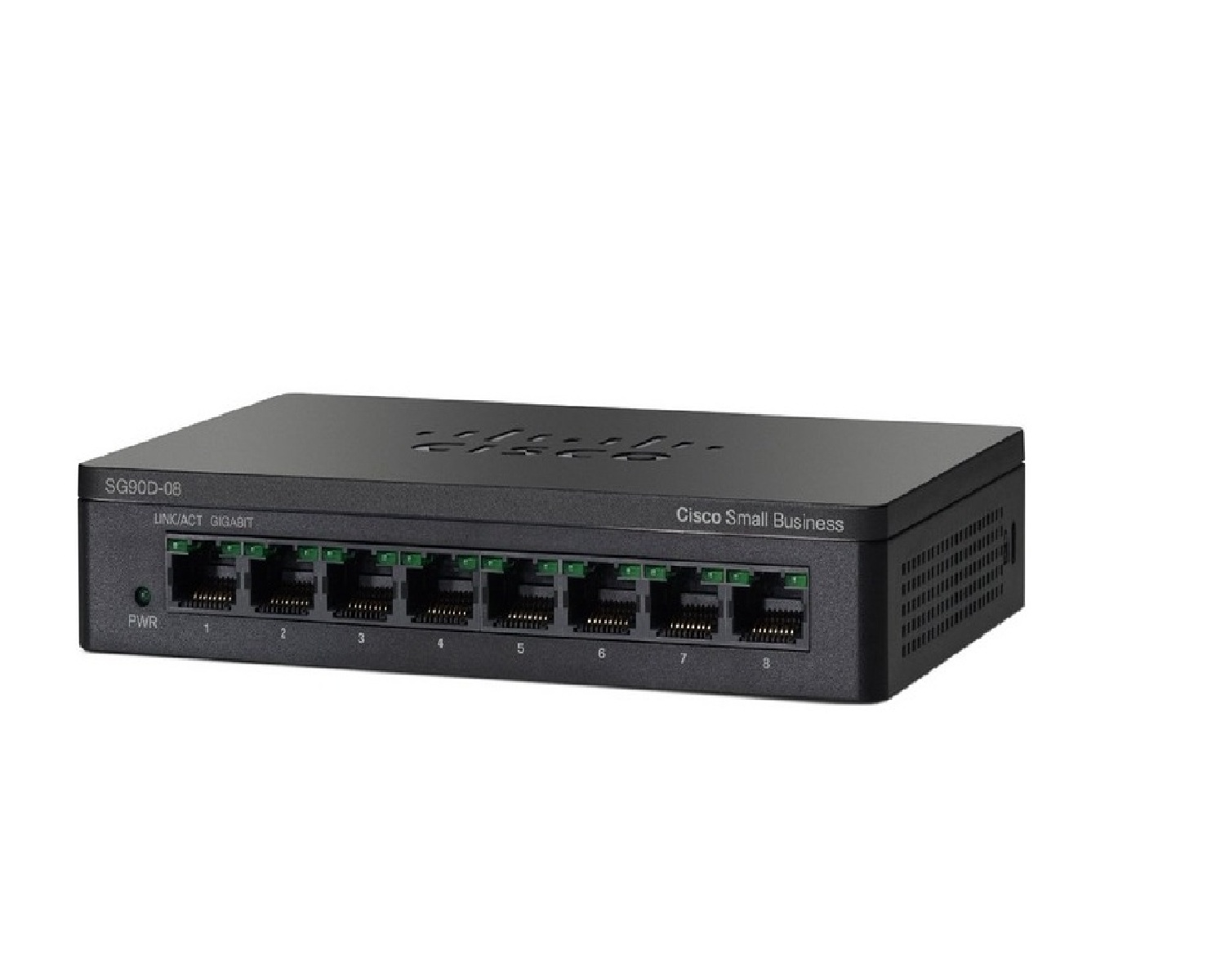 Switch CISCO SG95D-08 - 8-port 10/100/1000Mbps
