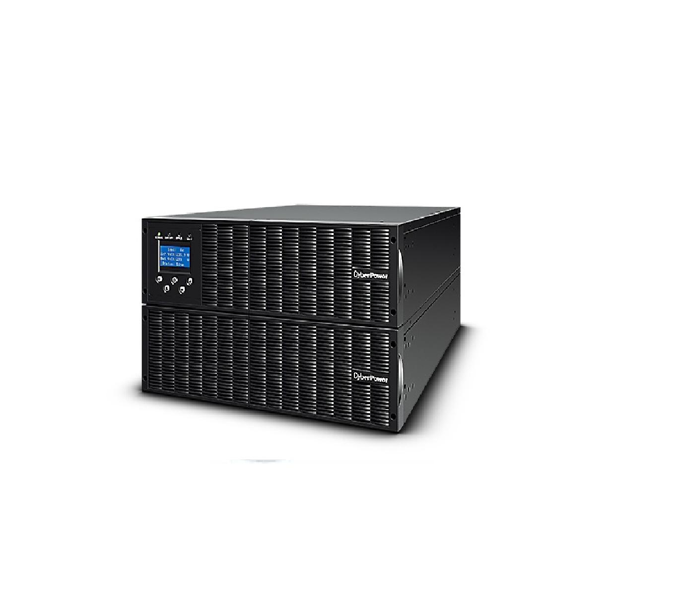 Nguồn lưu điện UPS CyberPower OLS10000ERT6U 10000VA/9000W