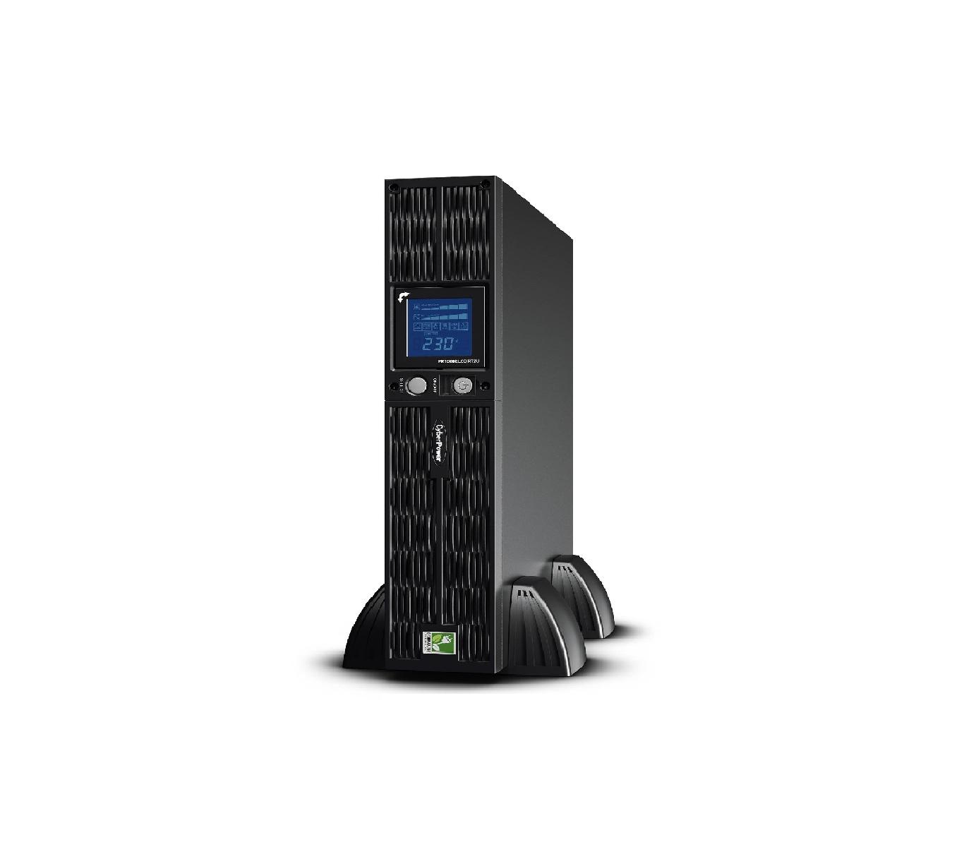Bộ lưu điện UPS CyberPower PR2200ELCDRT2U 2200VA
