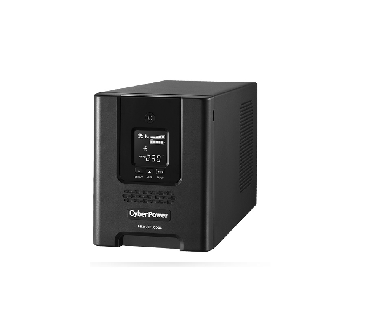 Bộ lưu điện UPS CyberPower PR3000ELCDSL 3000VA/2700W